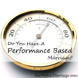 PerformanceBasedMarriage