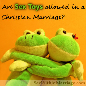 Sex Toys And Marriage 103