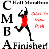 Christian Marriage Blogger Association Half Marathon