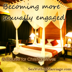 Becoming More Sexually Engaged