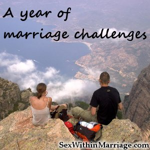 A year of marriage challenges - completed?