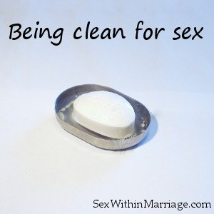 Being clean for sex