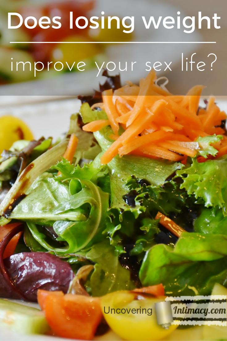 Does losing weight improve your sex life? - Here's something I learned from our 6 month study of over 2 dozen individuals about how their fitness relates to their sex life.